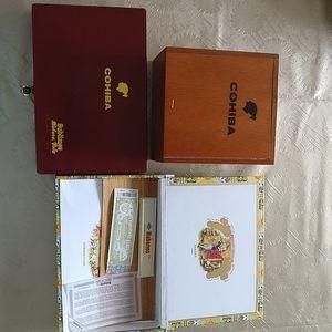 cuban cigar box